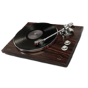 TURNTABLES WITH PREAMPLIFIER